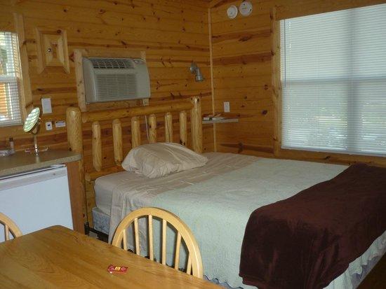 Harpers Ferry KOA: Cabin