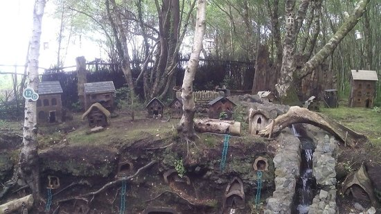 Lullymore Heritage and Discovery Park : Fairy Bower - amazing