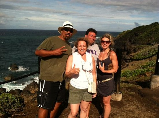 Annie's Caribbean Tours and Excursions: Photo Op!