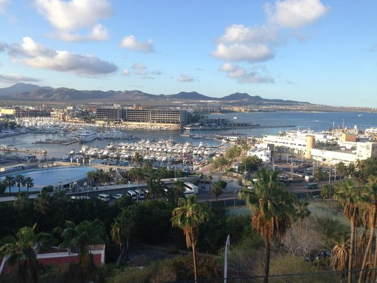 Sandos Finisterra Los Cabos: Harbor view from near Cupcakes Cafe