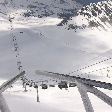 Parsenn Skigebiet: de piste