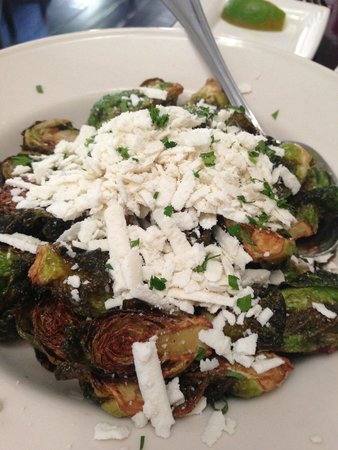 barbrix: brussel sprouts