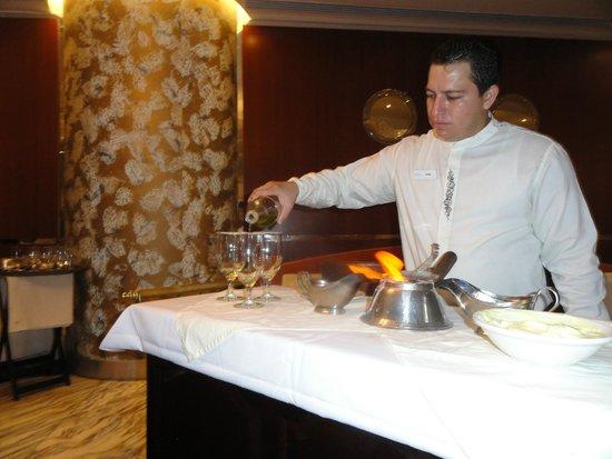 Moon Palace Cancun: Mayan coffee
