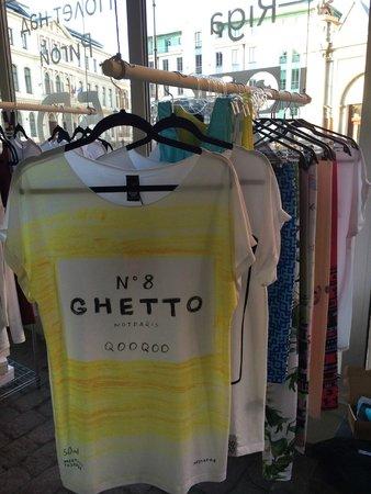 Look at Riga: Qooqoo t-shirts for sale