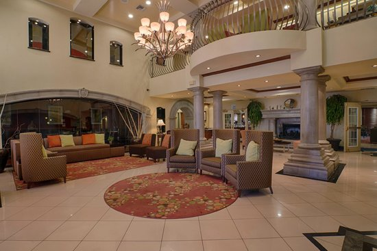 Holiday Inn Express Hotel & Suites Tucson Mall: Full view of Lobby