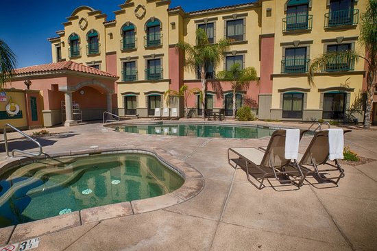 Holiday Inn Express Hotel & Suites Tucson Mall: Pool & Spa