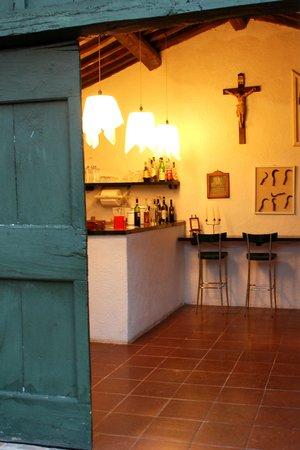 Hotel Pescille : Bar interno per gli ospiti