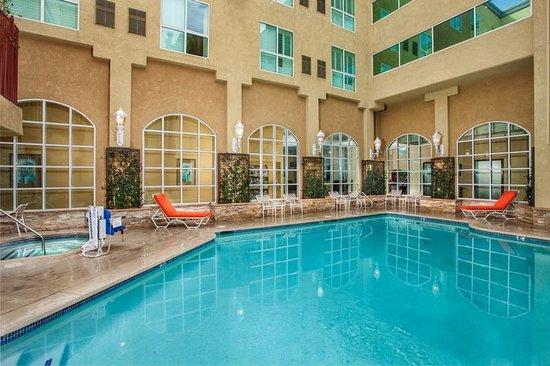 Desert Palms Hotel & Suites : Pool