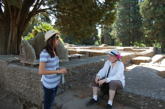 Rome with Marisa: With Marisa in Ostia Antica