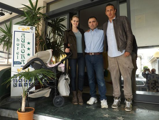Hotel Aurora: Sofia Bruscoli
