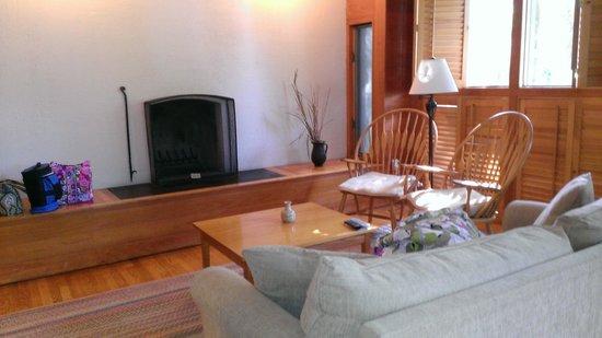 Inn at Middleton Place: Inside the room