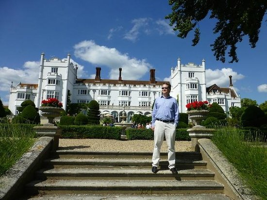 Danesfield House Hotel And Spa: Grounds