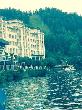 Grand Hotel Toplice: Chiedete una stanza lakeview ...merita!