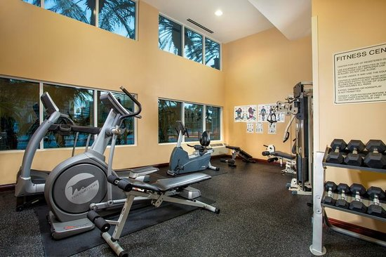 Desert Palms Hotel & Suites: Fitness Center