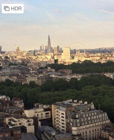 London Hilton on Park Lane: Vista suite mayfair 2418.