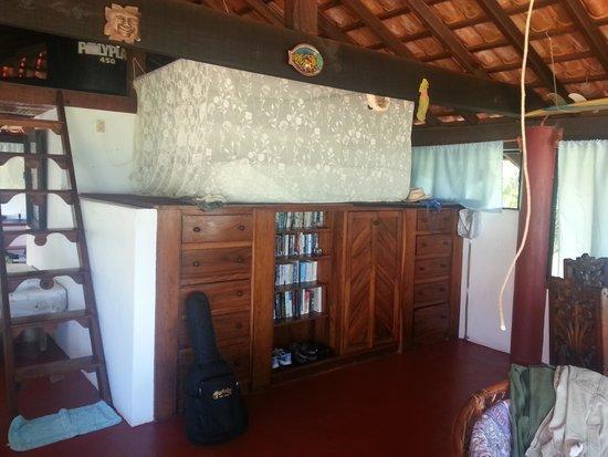 Casa Delfin Sonriente: Papaya Suite