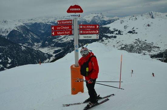 Dormio Resort Les Portes du Mont Blanc: Швецария