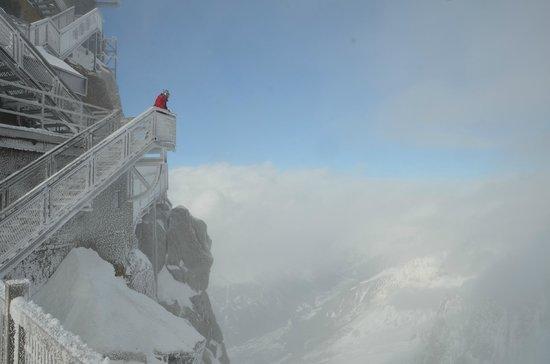 Dormio Resort Les Portes du Mont Blanc: На высоте 3800...