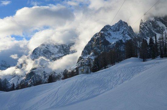 Dormio Resort Les Portes du Mont Blanc: Шамони