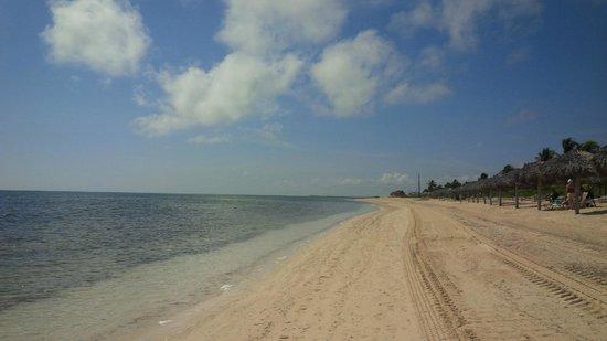 Hotel Roc Santa Lucia (Ex Gran Club) : Santa Lucia Beach - beautiful!