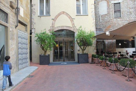 Hotel Brunelleschi: Entrada do Hotel