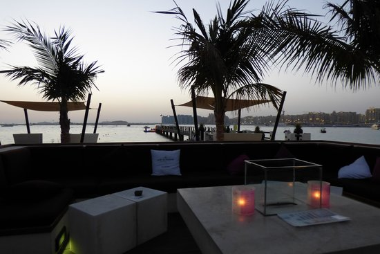 Residence & Spa at One&Only Royal Mirage Dubai: Jetty Bar