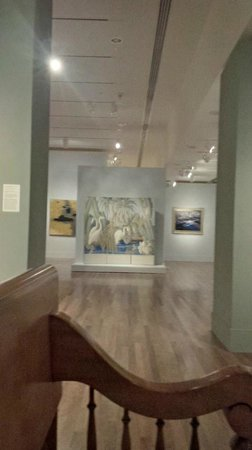 Honolulu Museum of Art: One part of the Hawaiian gallery