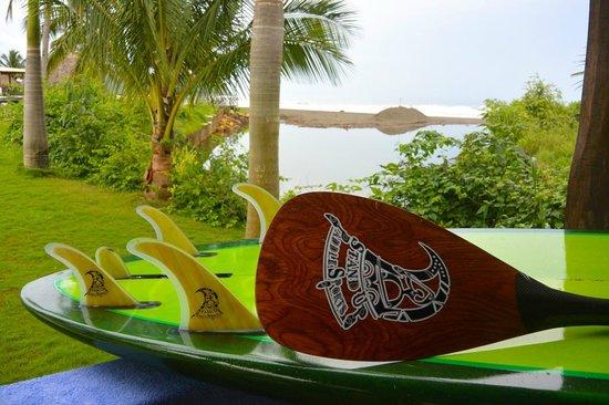 Playa Venao Hotel Resort : Our lanai