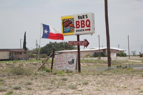 R & R's BBQ Shack: A bit little bit of Texas