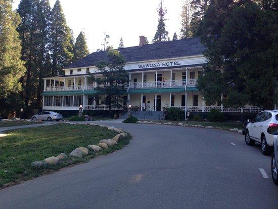 Big Trees Lodge: Wawona Lodge