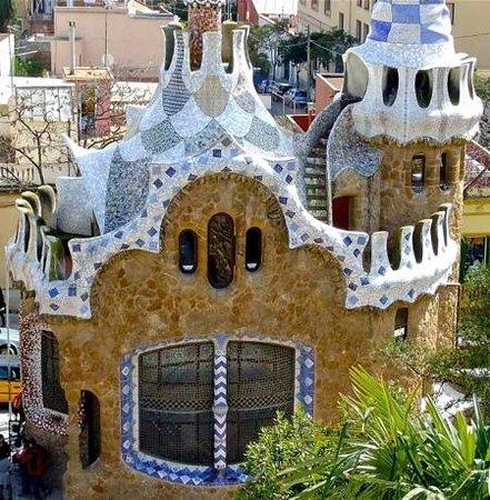Barcelona Universal Hotel: guadi house