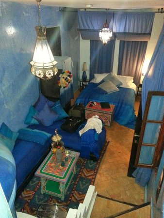 The Repose: Chefchaouen suite