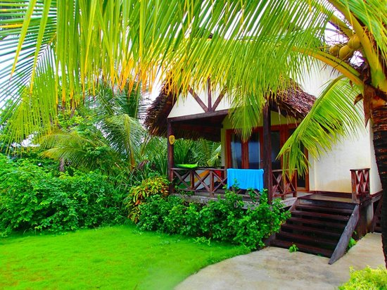 Playa Venao Hotel Resort: Our tropical cabin