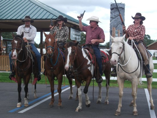 Westgate River Ranch Resort & Rodeo: A warm welcome