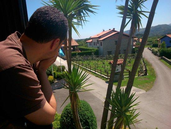 Hotel La Boriza: Habitación