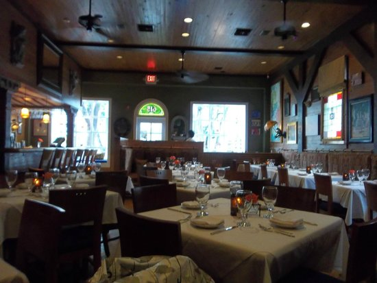 Antonia's: Interior looking out to Duval Street
