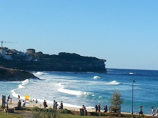 Bronte Beach: spectacular view
