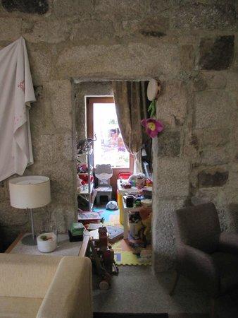 """Calvos, Portugal: Vista do """"quarto da fantasia"""""""