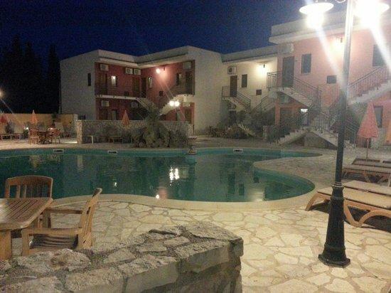 Hotel Ciuri di Badia: Piacevole vista!