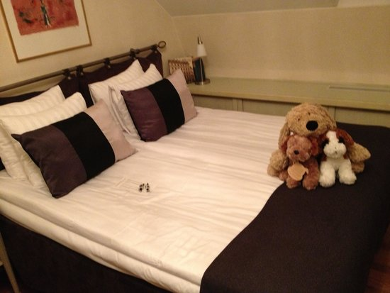 Hotel Kung Carl, BW Premier Collection: Room with soft toys