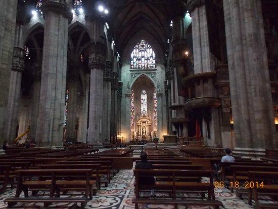 Duomo di Milano: Interior