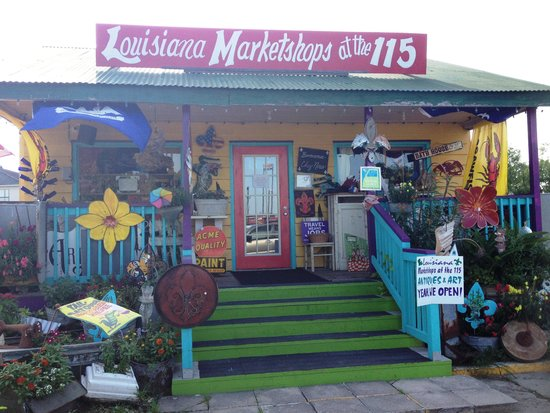 Louisiana Marketshops at the 115