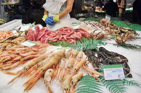 Mercado de Sant Josep de la Boqueria: QUE ESCOJO? - 2