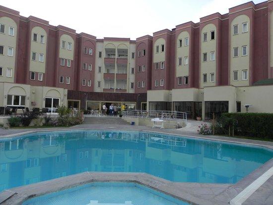 Avrasya Hotel: Hotel