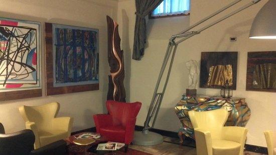 Settecento Hotel : Sala Espera