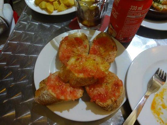 Ca l'Aureli: Pan Catalan