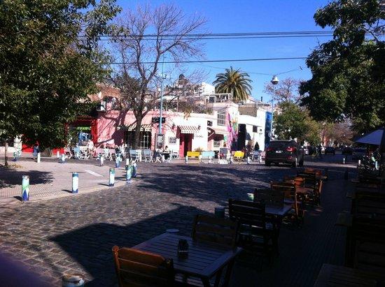 Palermo Viejo: Cores