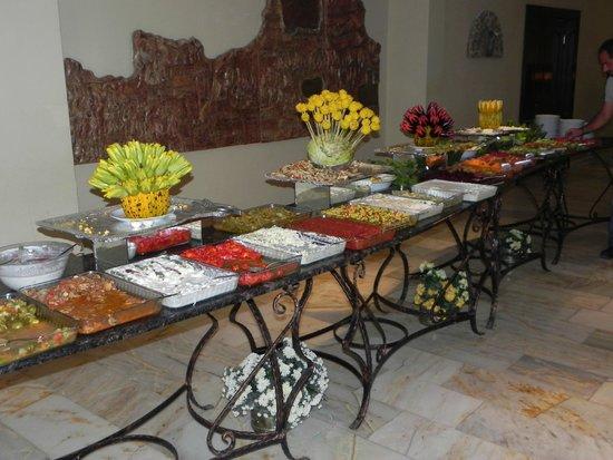Avrasya Hotel: Buffet