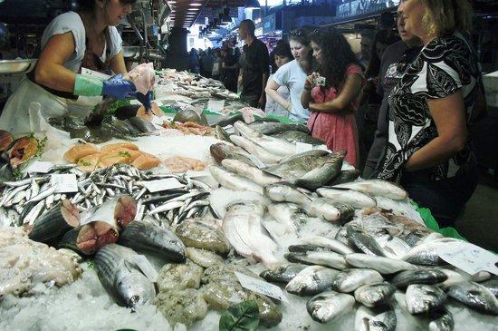 Mercado de Sant Josep de la Boqueria: QUE ESCOJO? - 3