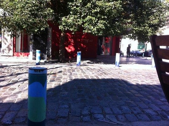 Palermo Viejo: Ruazinha